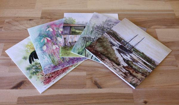 Variety Collection of Greetings Cards