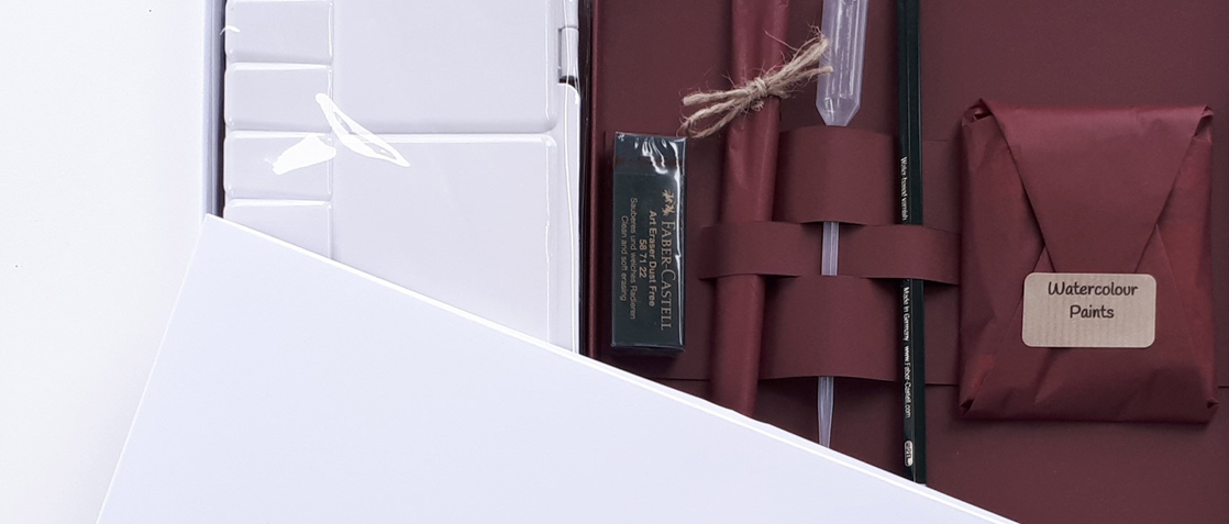 Letterbox gifts banner