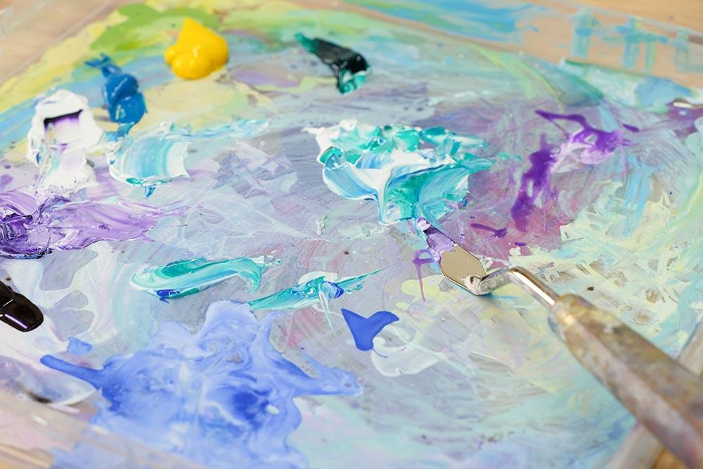 Paint Board