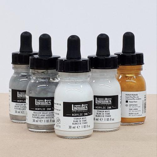 Liquitex Acrylic Ink