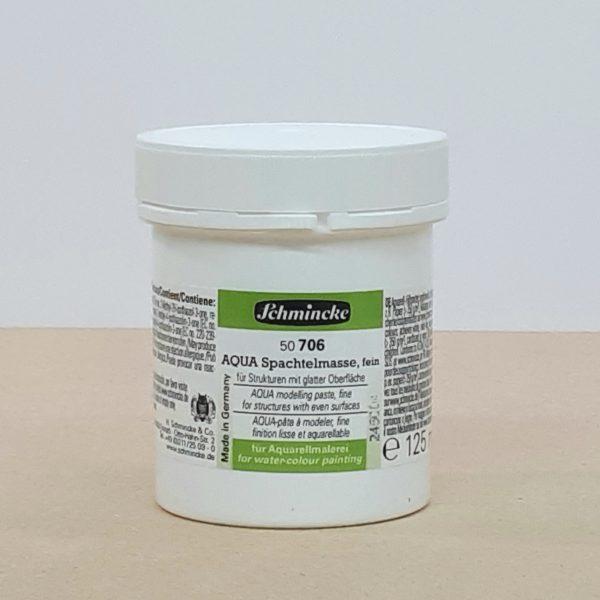 Schmincke Aqua Modelling Paste - Fine
