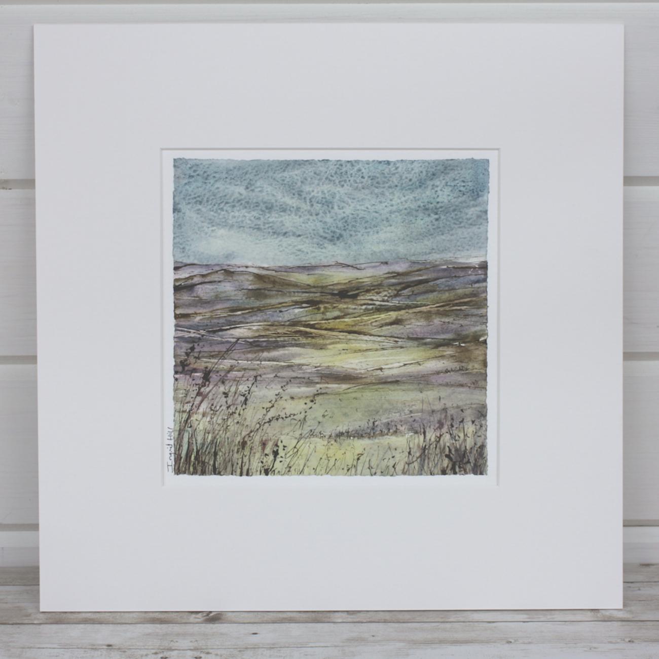 Enjoying the Moment, Mini Landscape Series