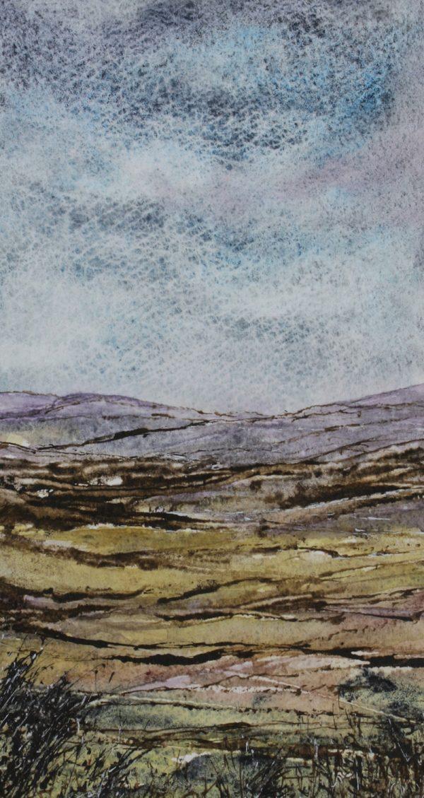 Heather Moor - Mini Landscapes Series