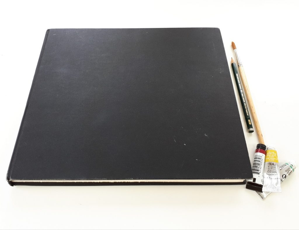 Saunders Waterford Hard Back Sketchbook