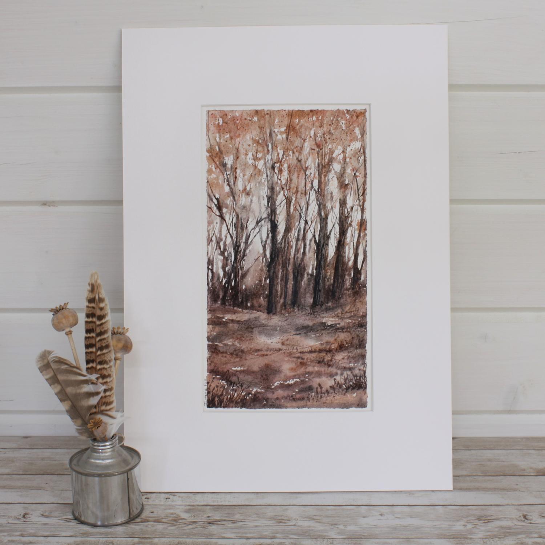 Autumn, Woodland Series