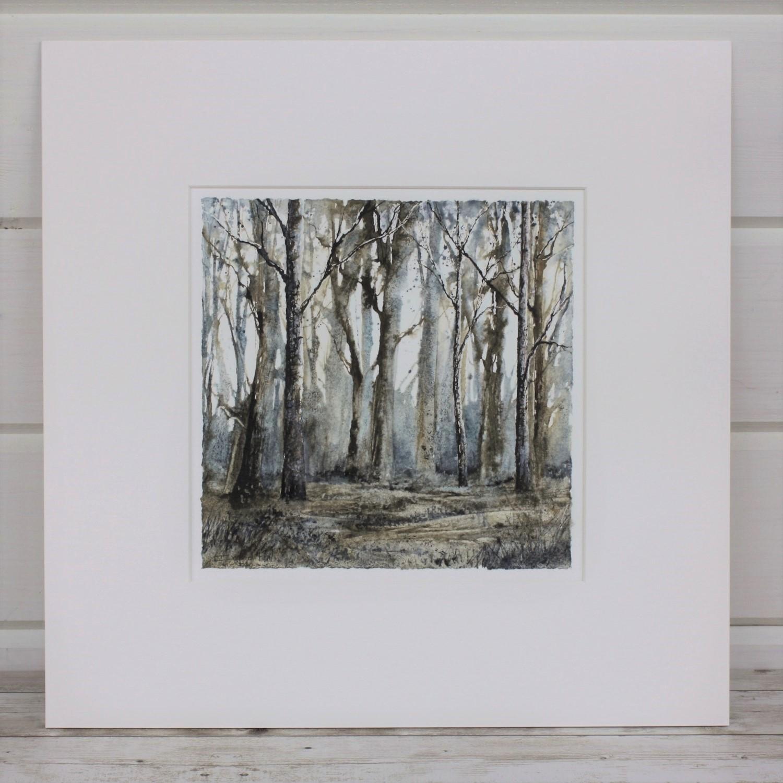 Chestnut Wood, Woodland Series